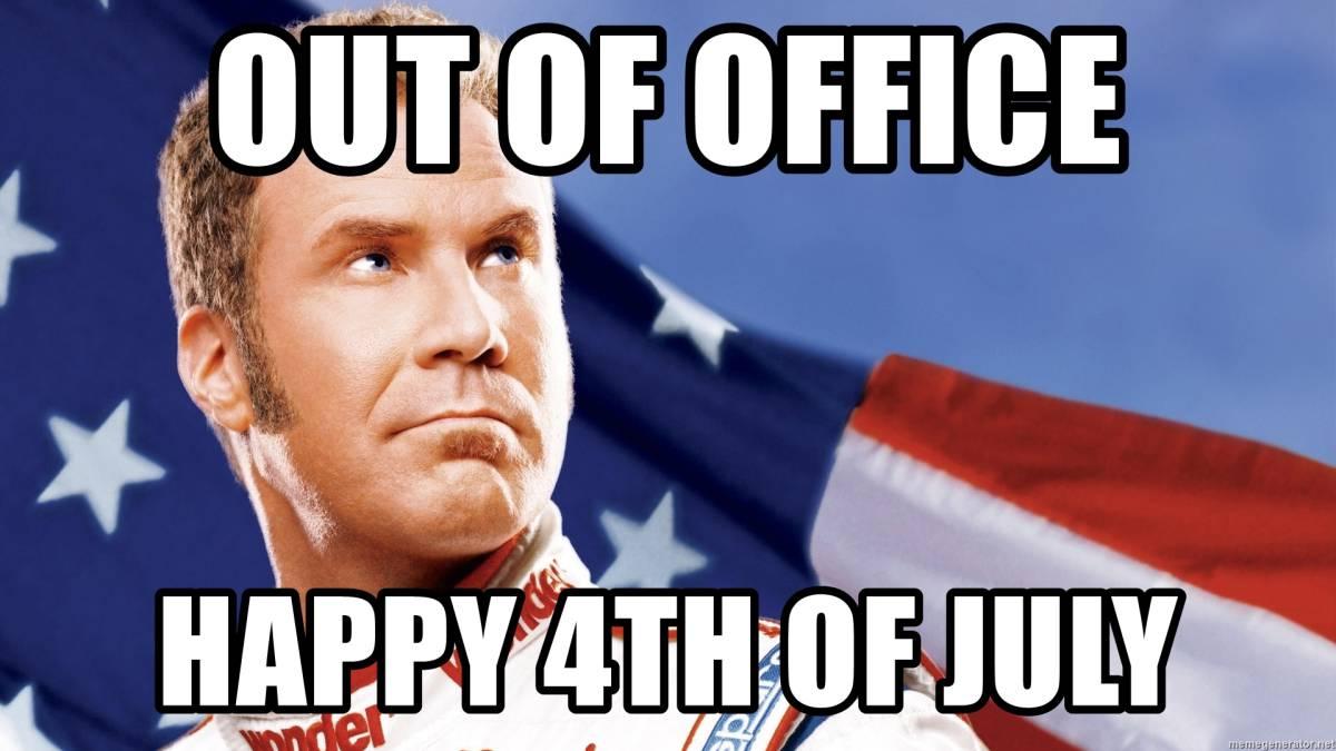 Que El 4 De Julio Es El Dia De La Independencia