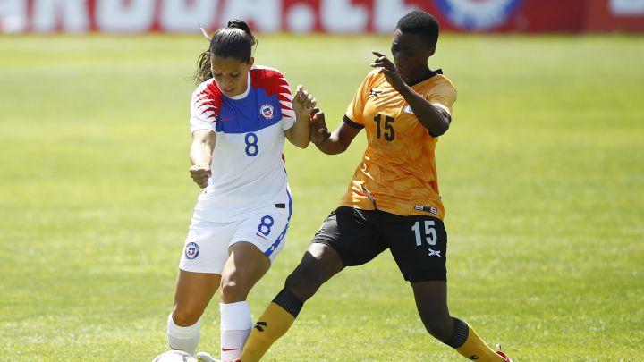 Mereció más: la Roja femenina cayó ante Zambia en amistoso - AS Chile
