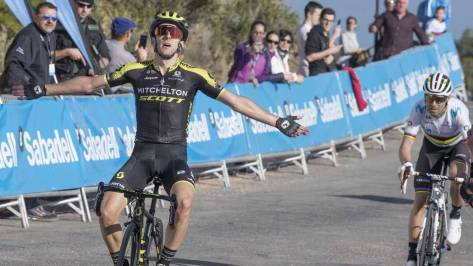 Yates deja a Valverde sin triunfo e Izagirre sentencia