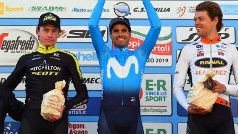 """Landa: """"Estoy a tiempo de hacer un gran Giro de Italia"""""""