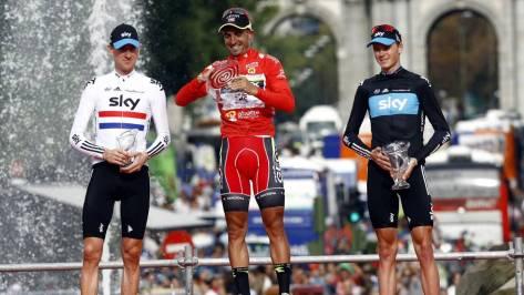 Cobo, ganador de la Vuelta 2011, descalificado por dopaje: Froome sería el campeón