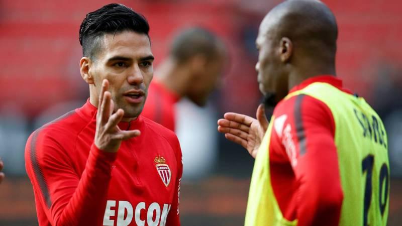 Falcao García, capitán y goleador del Mónaco