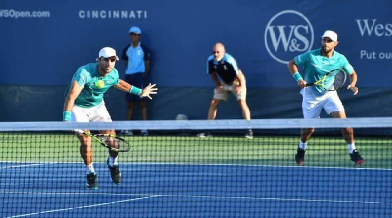 ATP 1000 DE CINCINNATI. Los colombianos, No. 1 del mundo en dobles: Juan Sebastián Cabal y Robert Farah jugarán la final