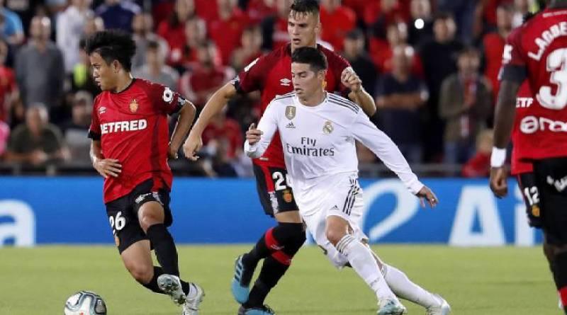 CHAMPIONS LEAGUE. El colombiano James Rodríguez vuelve ante Galatasaray