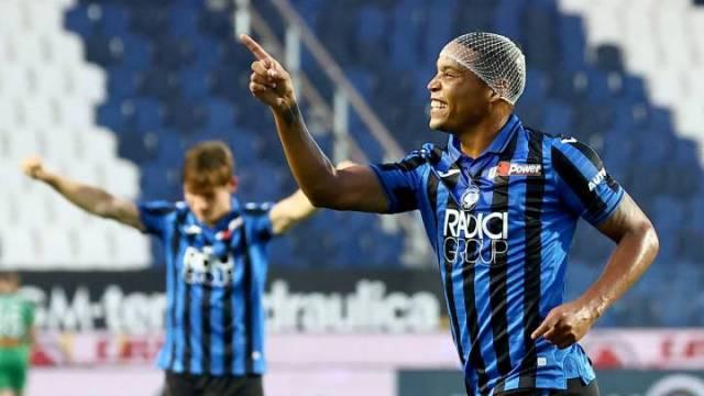 Luis Muriel le da el triunfo a Atalanta sobre Bologna - AS Colombia