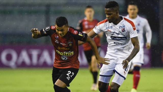 Caracas - Independiente Medellín en vivo: Copa Libertadores, en directo -  AS Colombia