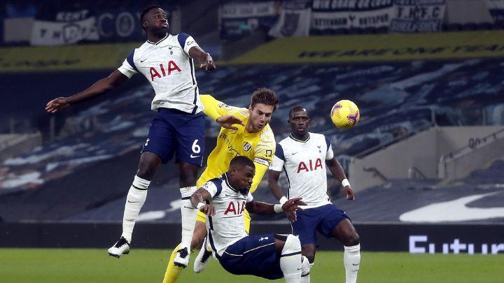 Tottenham 1-1 Fulham: Resumen, resultado y goles - AS Colombia
