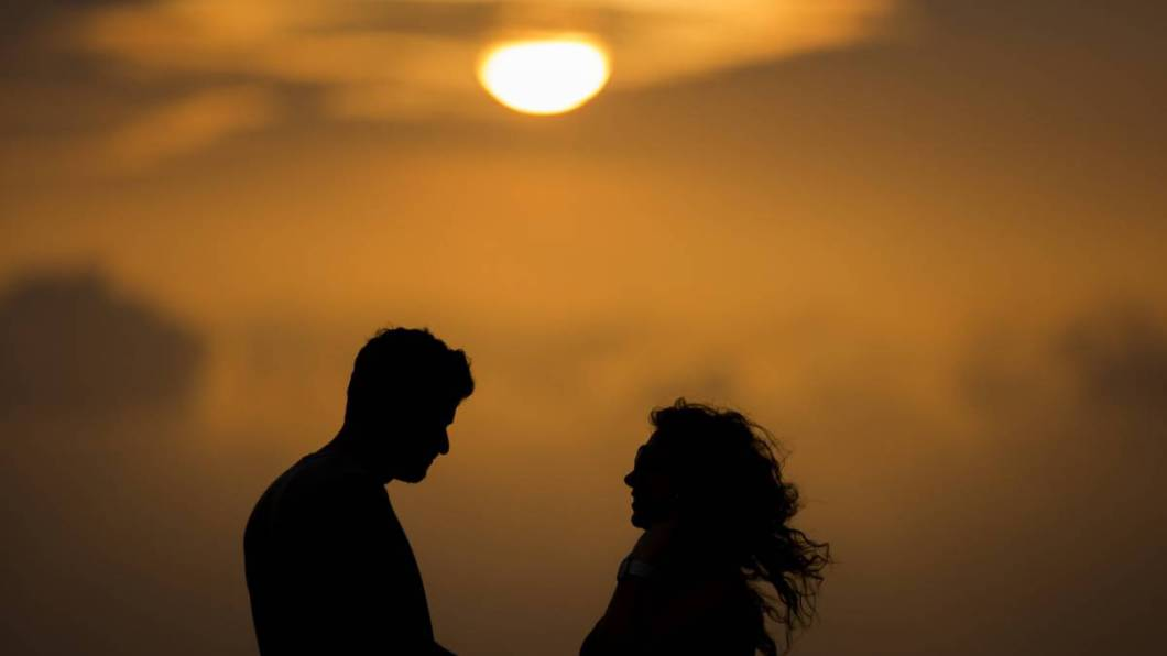 Resultado de imagen para pareja distanciada