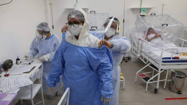 Coronavirus en España, en directo hoy: casos, muertos y última hora
