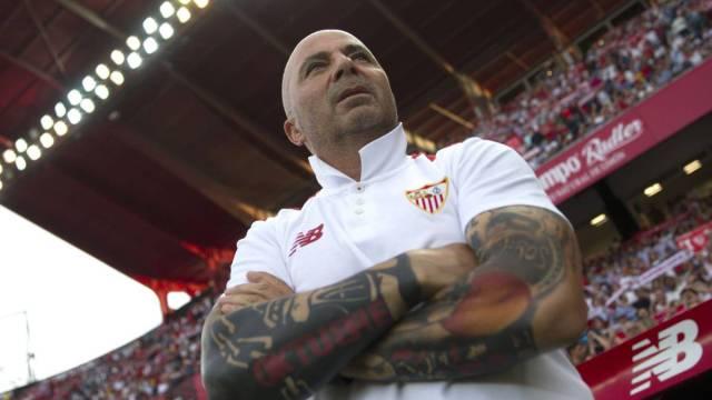 Sevilla and Argentina reach agreement on Sampaoli