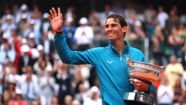 French Open final 2018: Nadal wins 11th Roland Garros title