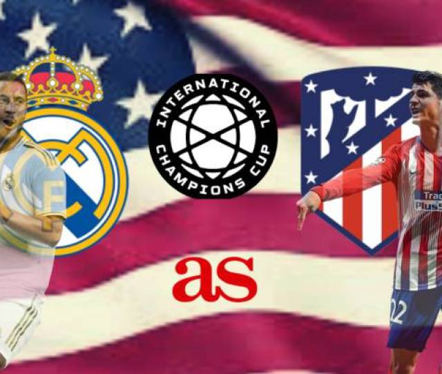 Real Madrid Vs Atletico How And Where To Watch Times Tv Online
