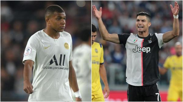 Mbappé eyes Messi record, Ronaldo has sights on history