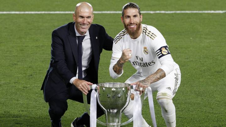 Real Madrid sealed their 34th LaLiga title on Thursday with a 2-1 win over Villarreal at a sweltering Alfredo di Stefano in the suburbs of Madrid
