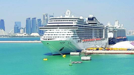 Qatar 2022 to offer cruise ships for fan accommodation