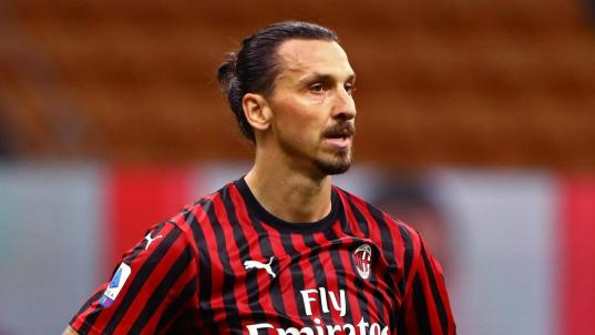 Zlatan Ibrahimovic tests positive for coronavirus, Milan confirm