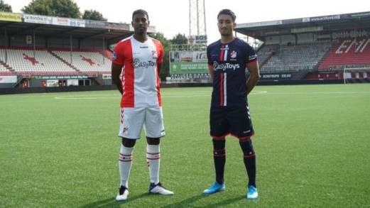 Sex toys shop logo to be allowed on shirt of Dutch club Emmen