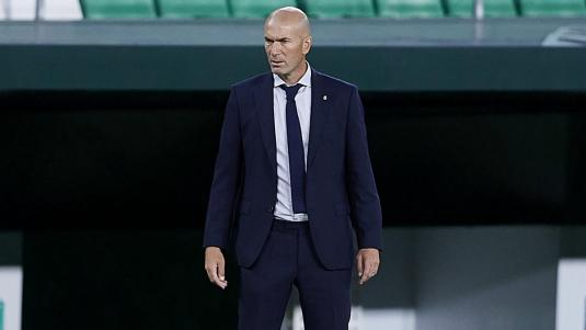 Zidane celebrates LaLiga century with Madrid
