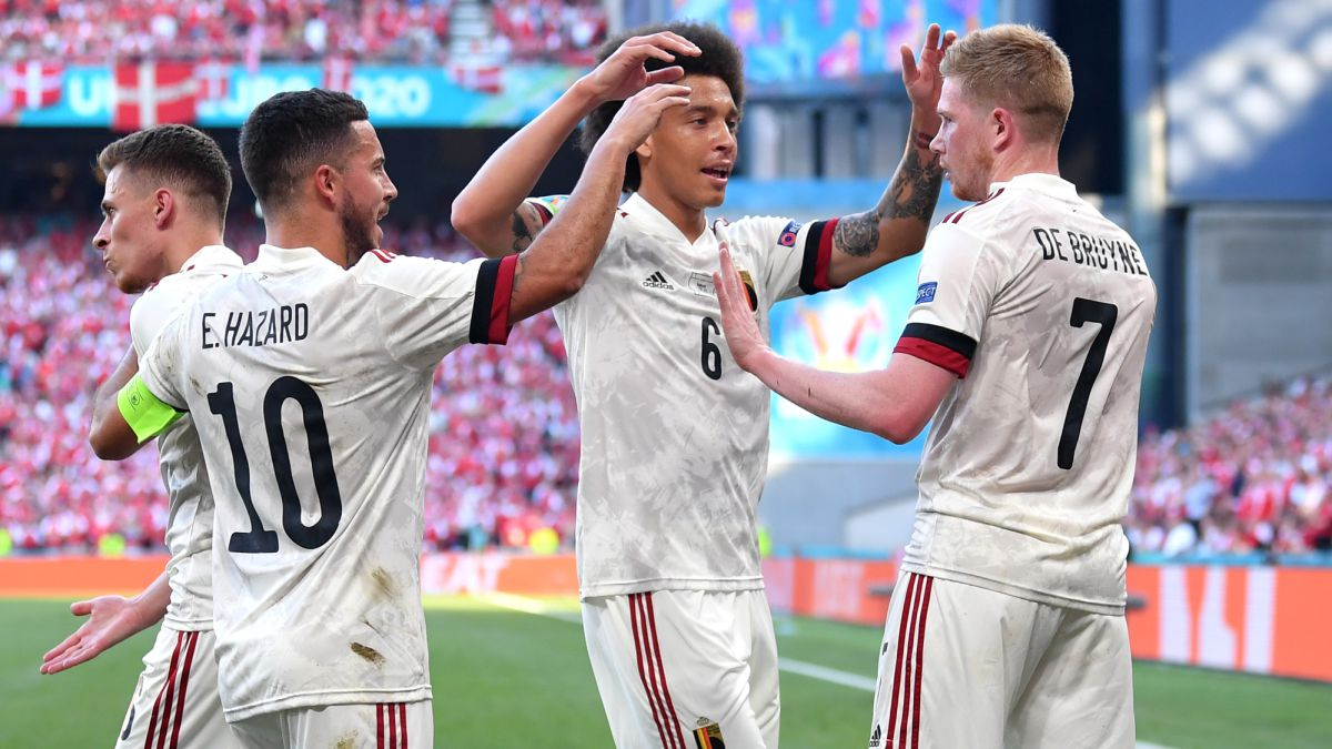 Belgium predicted lineup vs Finland