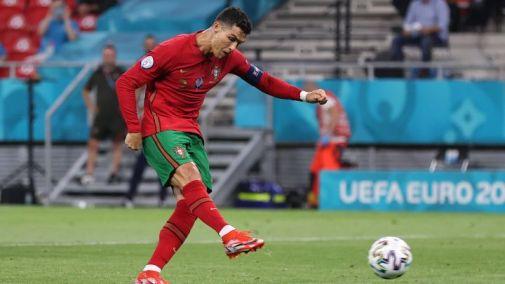 Daei congratulates Ronaldo after star equals international goals record