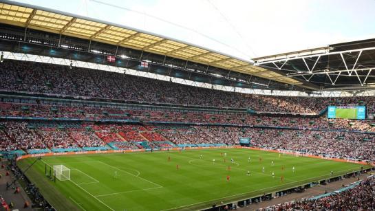 FA fined €30,000 for England fans behaviour at Euro 2020 semi-final