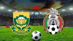 South Africa U23 0 – 3 Mexico U23 summary: score, goals, highlights, Tokyo Olympics 2021