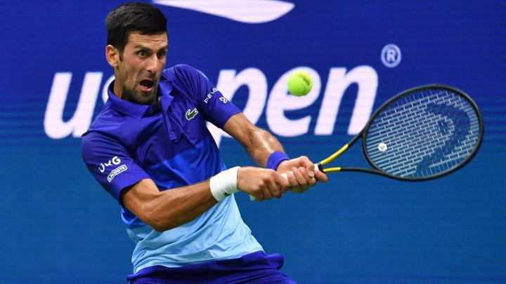 Brooksby didn't want to give a quarter-final free pass to Novak - AS.com