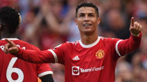 Ronaldo to equal Casillas appearance record as Man Utd reveal line-up