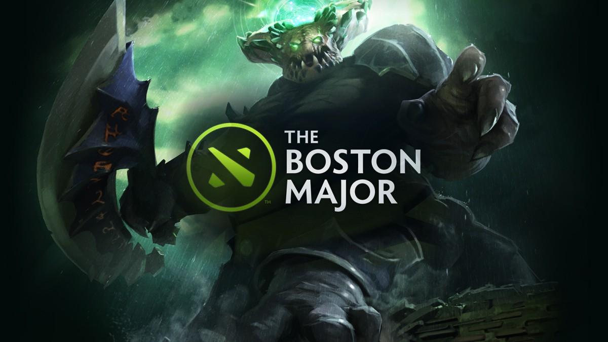 Dota El Major De Boston El Prximo Gran Torneo De Dota2