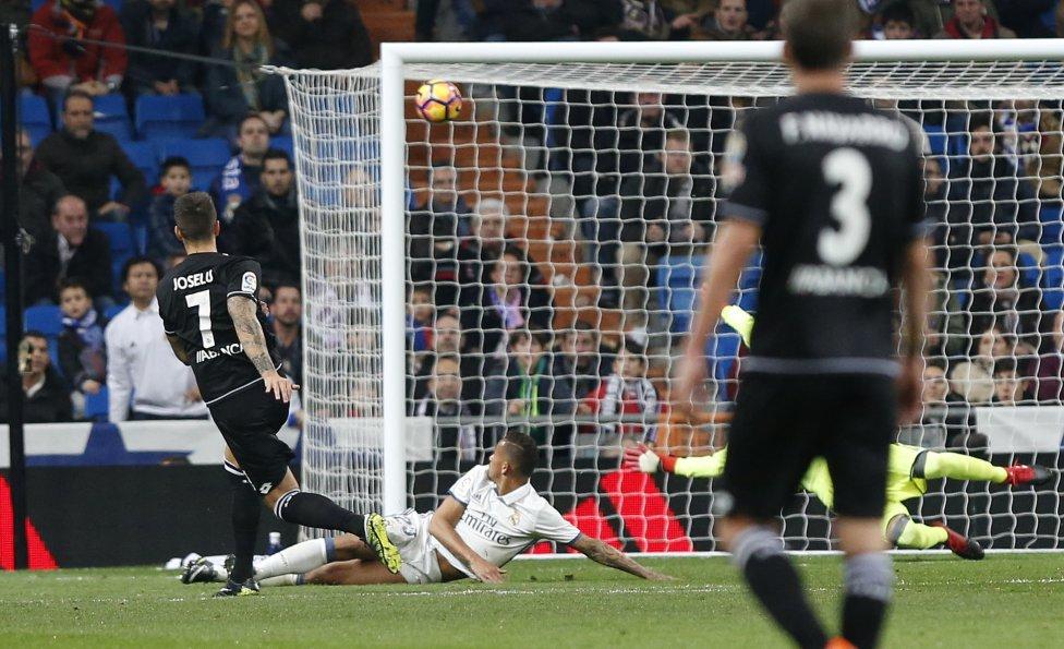 Real Madrid-Deportivo de La Coruña en imágenes