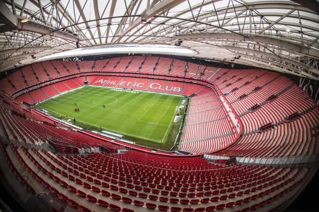 Estadio Nuevo San Mamés (Athletic Club de Bilbao).