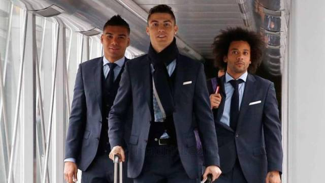 Champions League: Real Madrid repeat host of rituals before final