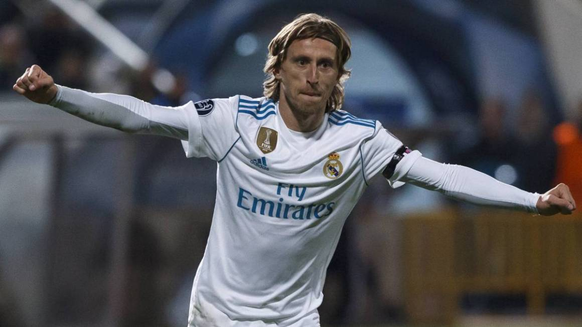 Real Madrid | Luka Modric decides to stay at Real Madrid - AS.com