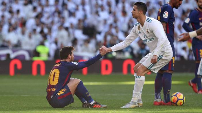 River - Boca: Cristiano Ronaldo won't be at Bernabéu for final