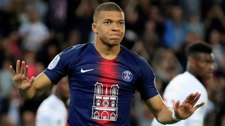 "Mbappé: ""I'm staying at PSG; I'll watch Madrid's games as a football fan"""