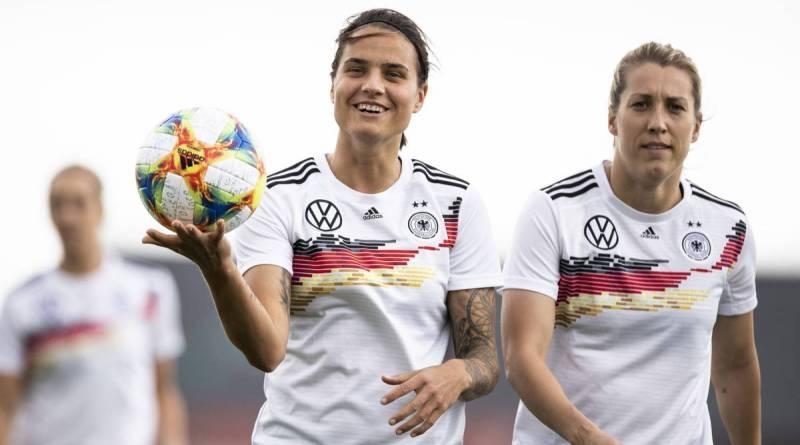Francia. Mundial de Fútbol femenino 2019.Alemania le gano a las chinas
