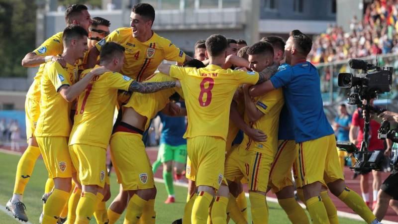 Eurocopa Sub-21 El hijo de Hagi deslumbra en el debut de Rumanía ante  Croacia - AS.com