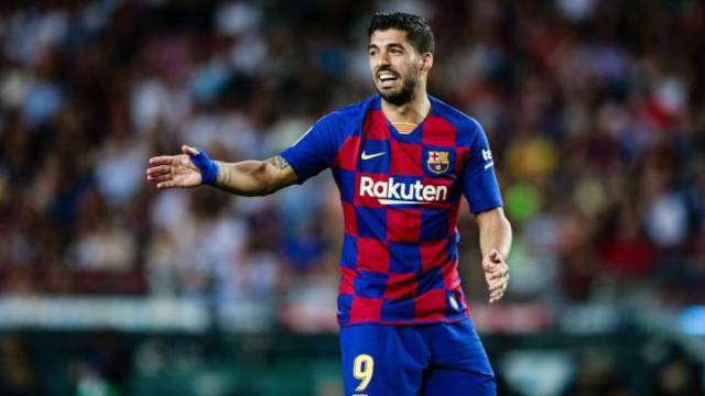 Luis Suárez and the surprising whistles from the Barcelona fans ...