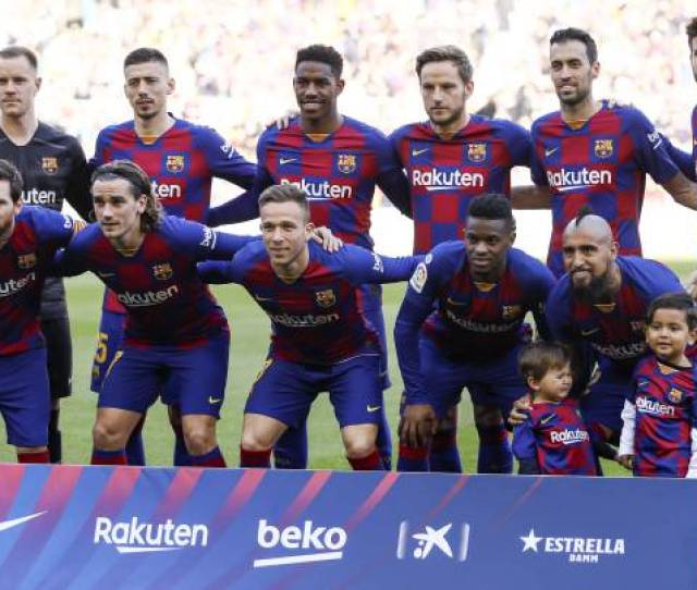 Barcelona Player Ratings Vs Eibar As Com