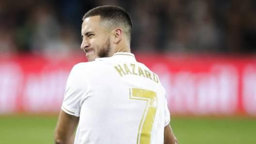Eden Hazard's market value plummets