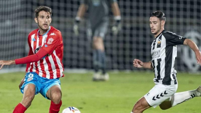 Resumen y gol del Castellón 0 - Lugo 1: LaLiga SmartBank - AS.com