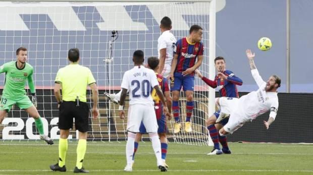 Barcelona - Real Madrid en directo: El Clásico de hoy, en vivo - AS.com