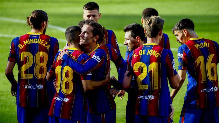 Barcelona 4 - Osasuna 0: resumen, resultado y goles. LaLiga Santander -  AS.com