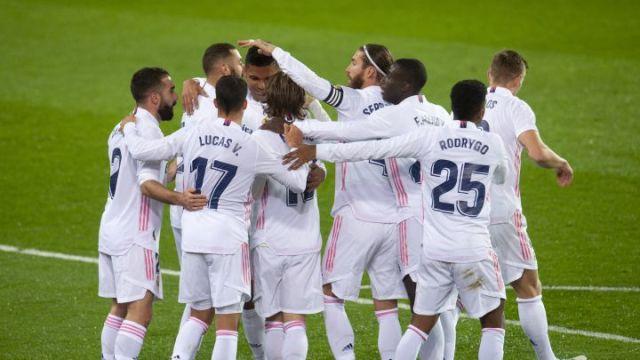 Real Madrid - Granada: horario, TV y cómo y dónde ver - AS.com