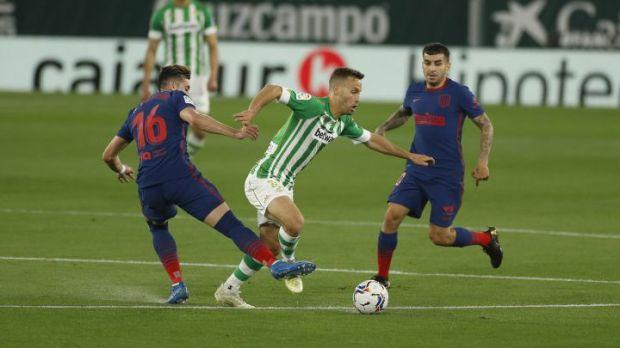 Betis - Atlético en directo: LaLiga Santander en vivo - AS.com