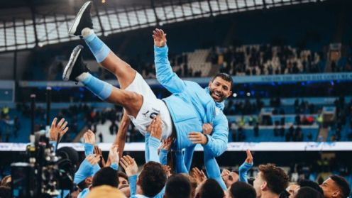 Agüero bids City farewell gifting staff with expensive watches