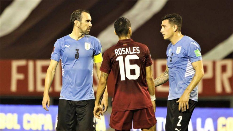 Venezuela 0-0 Uruguay: resumen y resultado - AS.com