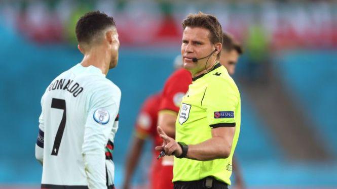 Así es Felix Brych, el árbitro alemán del Italia - España que trae malos  recuerdos a los atléticos - AS.com