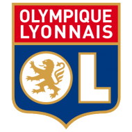 Resultado de imagen de ESCUDO OLYMPIQUE LYONNAIS png AS.COM