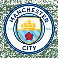 Badge/Flag M. City